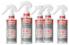 stieber® Hygiene Spray Oberflächen Schnell-Desinfektion 200 ml