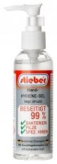 stieber® Hygiene-Hand-Gel begr. viruzid, 150 ml Reise-Pumpspender