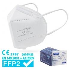 stieber® zertifizierte FFP2-Schutzmaske, weiß
