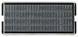 stieber® 6,5 mm Ersatztypen für stieber® 2811, 2812, 811, 812, 2815, 2816, 823, 824
