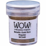 WOW! Embossingpulver gold 15 ml