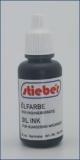 stieber® Öl-Nachfüllfarbe 20 ml für Paginierstempel