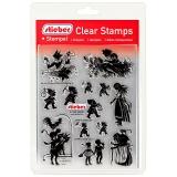 stieber® Clear Stamp Set Grimms Märchen - German Fairy Tale