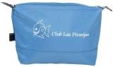 Club Las Piranjas® Kosmetiktasche 24×17×5 cm, blau