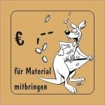 stieber® Lehrerstempel auf Holzgriff EURO für Material mitbringen