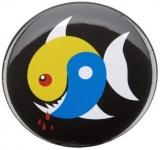 Club Las Piranjas® Reiseleiter-Button, Ø 55 mm