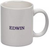 Club Las Piranjas® Keramiktasse EDWIN, weiß