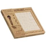 stieber® Alphabet-Stempelspiel